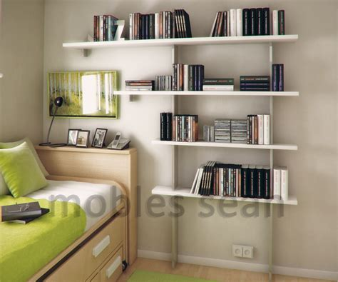 Creative Storage Ideas For Small Bedrooms Homeideasblogcom