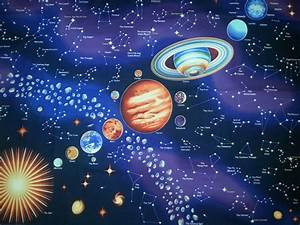 Fabric Colorful Galaxy with Planets (page 2) - Pics about ...