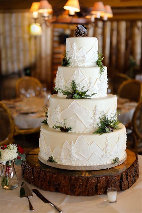 mountain cake becky young colorado elopement photographer