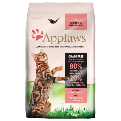 applaws chicken  salmon dry cat food great deals