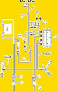 Fisher Plow 4 Port Isolation Module Wiring Diagram