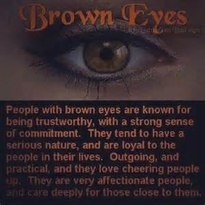 Behind These Big Brown Eyes Quotes