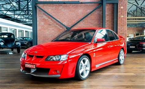 holden special vehicles vy clubsport richmonds