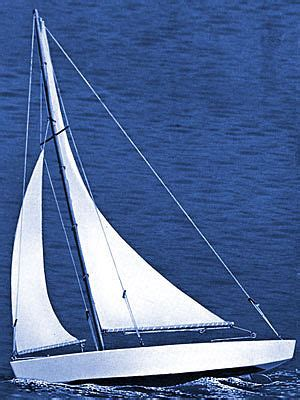 Sailboat Model Kit by Ace Sloop Sailboat 17 Kit Wooden Boat Model Kit 1102 By