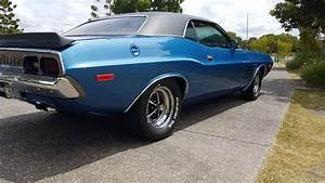 1973 Dodge Challenger 440 4 Spd Manual Coupe