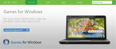 baixar do cliente do windows live games