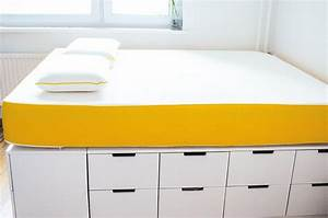 Ikea Hacks Podest : diy ikea hack plattform bett selber bauen aus ikea kommoden werbung diy anleitungen ~ Watch28wear.com Haus und Dekorationen
