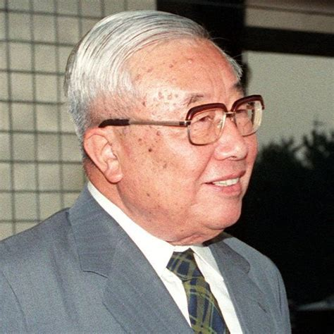 Eiji Toyoda, Credited with Developing TPS and Expanding ...
