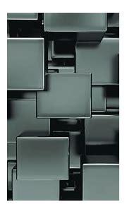 gray cubes high definition 3d wallpapers for desktop hd ...