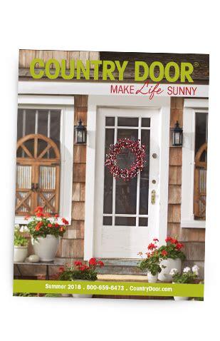 country door catalog request a catalog country door