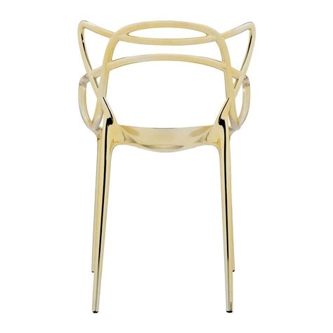 buy kartell masters chair gold amara