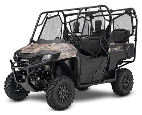 2019 Honda Pioneer by New 2019 Honda Pioneer 700 4 Deluxe Utility Vehicles In