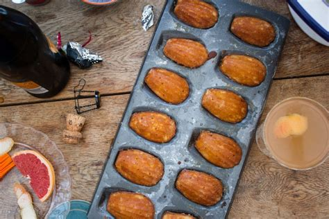 • when several adaline units are arranged in a single layer so that there are several output units, there is no change in how adalines are trained from that of a single adaline. Grapefruit & Honey Madeleines   Recipe   Cake recipes, Flavors, Delicious
