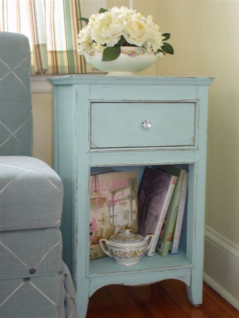 blue table ls bedroom dress my home add a bit of shabby chic to your home