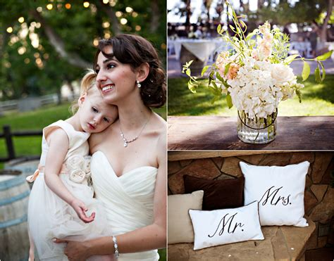 California Country Wedding