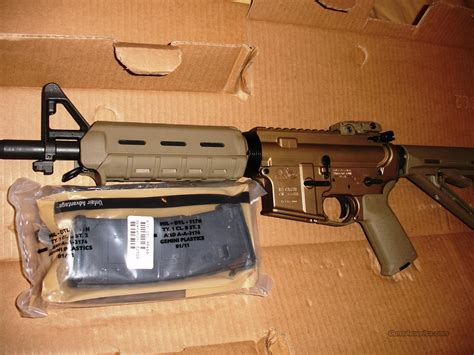 Rare Colt Le6920 Anodized Fde Magpul Carbine For Sale