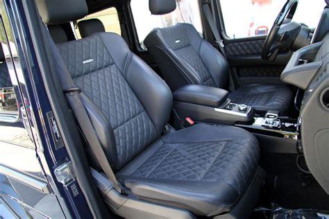 mercedes benz  amg matic diamond stitched seats