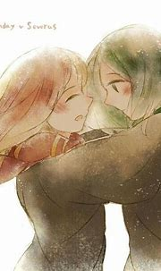 Pin by Whirligig on Always - Severus and Lily   Lily evans ...
