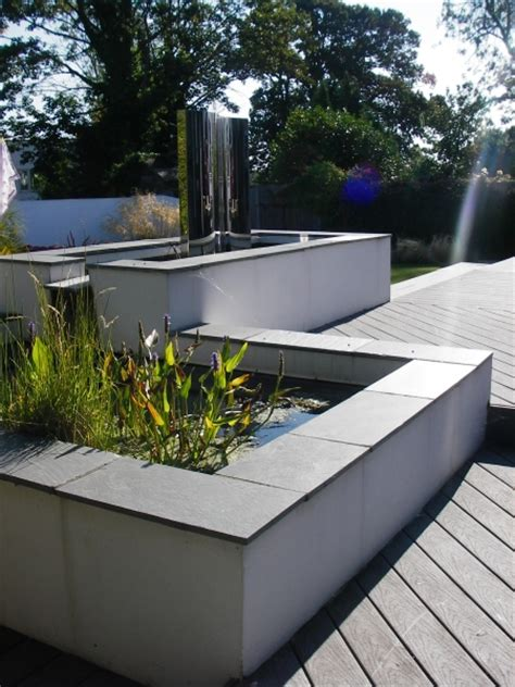 contemporary garden design debbie carroll