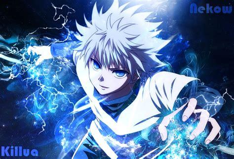 Anime Wallpaper Killua by Killua Wallpaper Hd Wallpapersafari