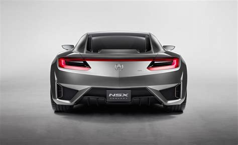 acura nsx launch date  car reviews prices