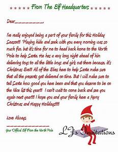 Pinterest o the worlds catalog of ideas for Goodbye letter from elf on the shelf template