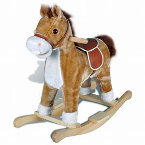 Cheval A Bascule : chevaux bascule ~ Teatrodelosmanantiales.com Idées de Décoration