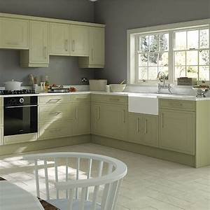 Green kitchen colour ideas - home trends Ideal Home