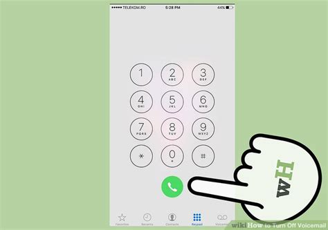 how to disable voicemail on iphone how to turn voicemail 7 steps with pictures wikihow 2595