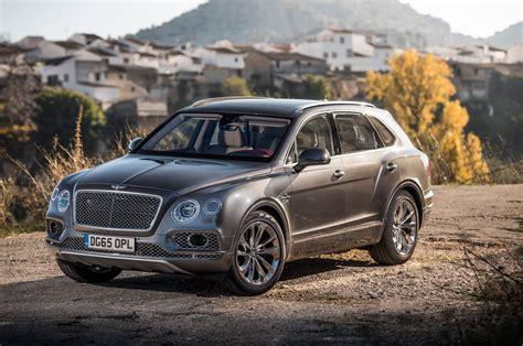 Bentley Bentayga Photo by Bentley Considering Increasing Production Of Bentayga Suv