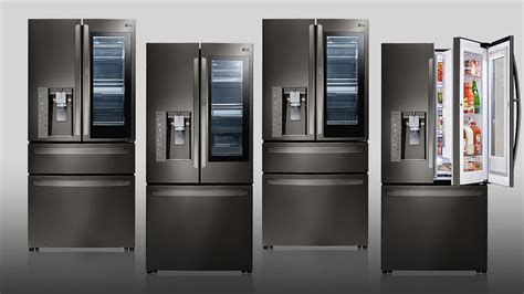 lg smart instaview new refrigerator that should not be
