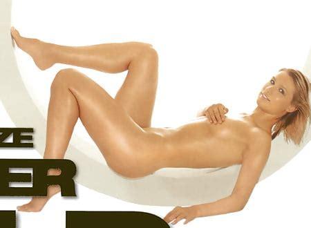 Nackt britta heidemann Ex