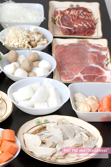 Steamboat Homemade by Hot Pot Recipe Steamboat Recipe 火锅