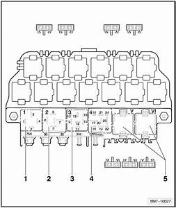 Jan 00 Beetle 1 8t  Ecu No Power  Fuses 43  34  32   U0026 28 No Power  109 Relay Thats Supposed To