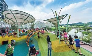Distinctive Playground Design - Construction Plus Asia