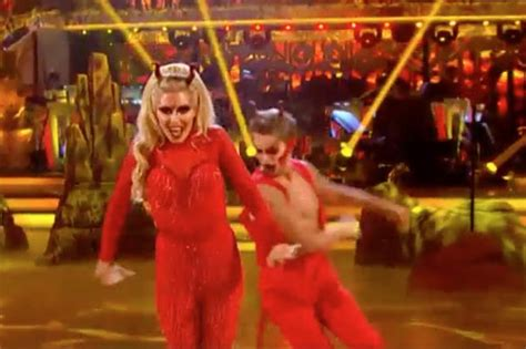 Strictly Come 2017 Mollie King Strictly Come 2017 Mollie King Wows With