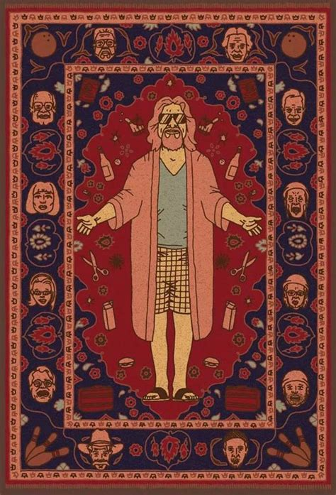 the big lebowski rug artworks for the and inspiration on