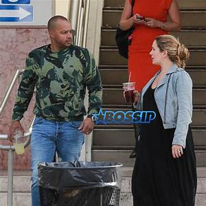 Donald Faison And Pregnant Wife Cacee Cobb Argue As They ...