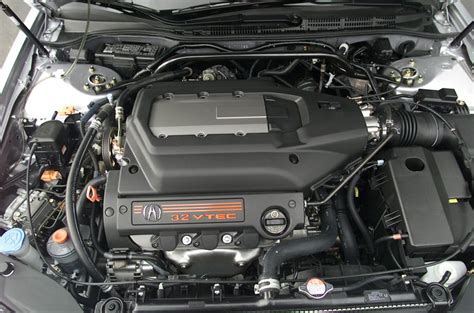 1998 Acura Cl Engine Bay Diagram by 2003 Acura 3 2 Tl Type S V6 Engine Picture Pic Image