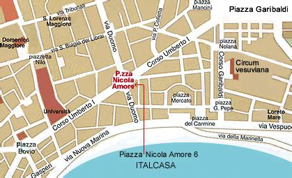Ufficio Territorio Napoli by Indirizzo Italcasa