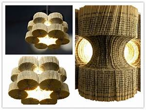 How To Make Brilliant Recycled Book Chandelier Step By