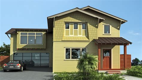 modern house color schemes exterior modern house