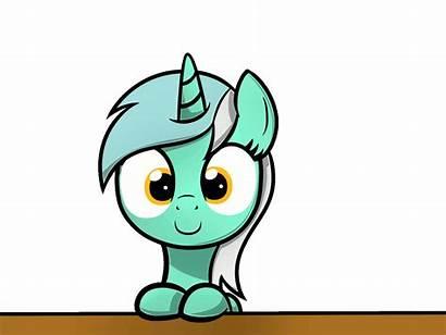 Lyra Happy Pony Sticker Imagenes Cutie Heartstrings