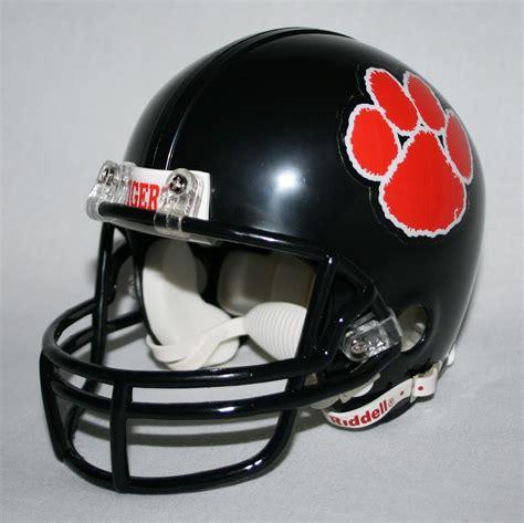 riddell custom mini football helmets
