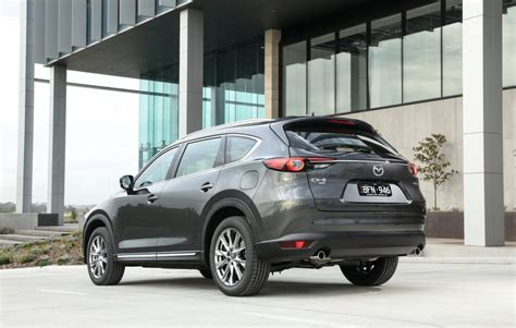 Smooth power delivery whenever you need it. More choice for Mazda CX-8 buyers - seniordriveraus