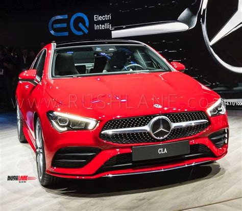 mercedes cla debuts  hey mercedes india launch