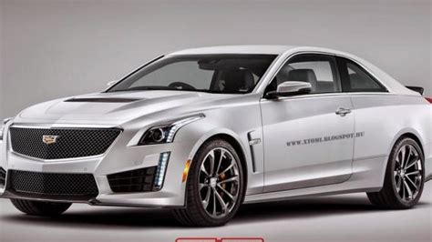 cadillac cts  coupe  rendered