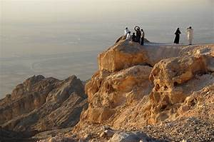 Sunset Jebel Hafeet  2