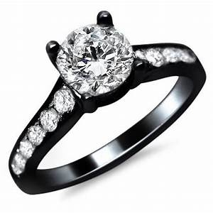 most extreme wedding rings for women black wedding rings With black wedding rings women