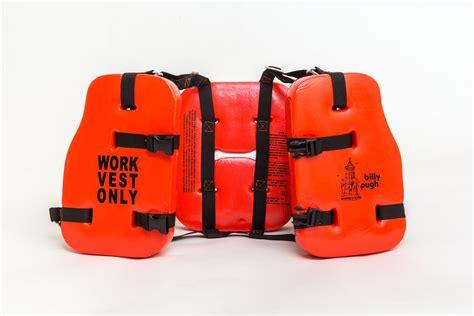 Billy Pugh Wvo-50 Work Vest